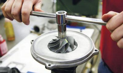 Обслуживание турбокомпрессоров